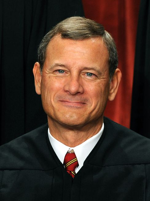 U.S. Chief Justice John Roberts