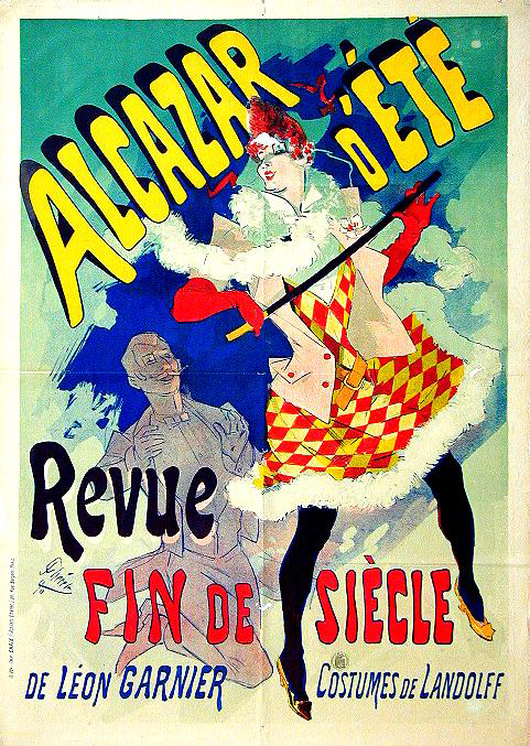 Jules Cheret Poster