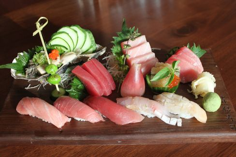 New York and Greenwich Sushi Restaurants on a Roll