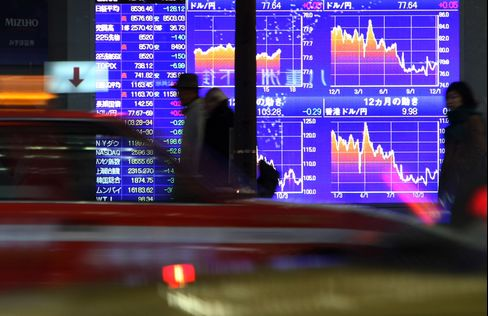 Asian Stocks Enter Bull Market