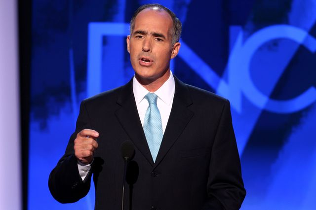 Senator Bob Casey, a Pennsylvania Democrat, recalls the days his party was beset by in-fighting.