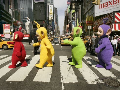 Teletubbies Seek New Owner as BBC Sells Into Booming Kids Market