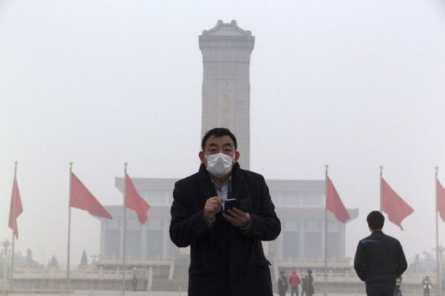 Beijing's air pollution is driving down the number of years of health its citizens can expect.