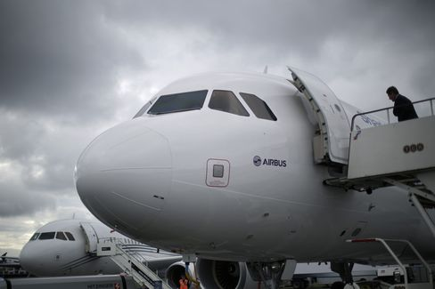 Airbus Said to Win Order for More Than 200 Planes From Lion Air