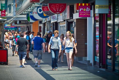 Australia's Retail Sales Fall in Longest Decline for 13 Years