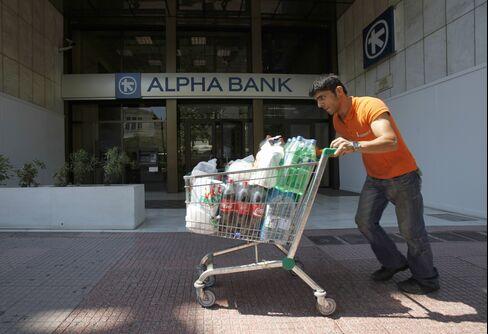 European Stocks Climb on Greek Aid Speculation