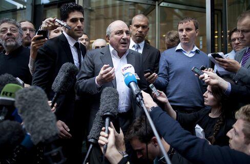 Abramovich Wins Battle of Oligarchs Over 'Unreliable' Berezovsky