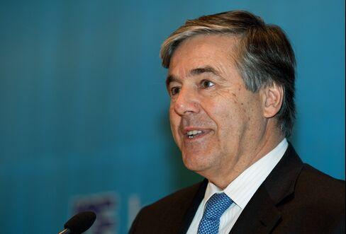 Deutsche Bank CEO Josef Ackermann