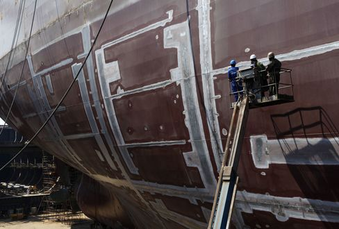 China's State Council Issues Plan to Boost Shipbuilding Sector