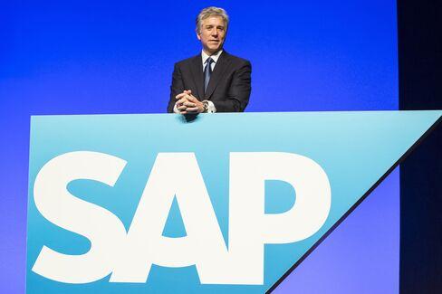 SAP AG CEO Bill McDermott