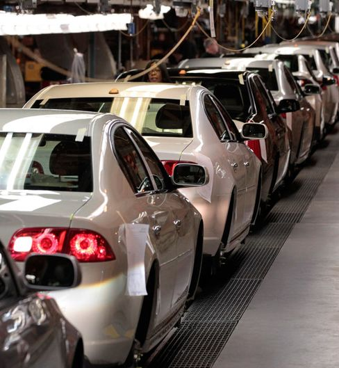 GM's November U.S. Sales Rose 11% as SUV Demand Gains