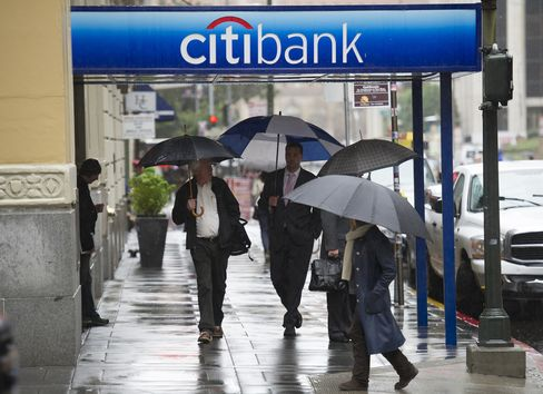 Citigroup May Wait for 2013 Capital Plan on Dividend