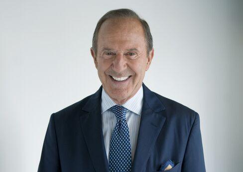 Boston Properties Chairman Mortimer Zuckerman
