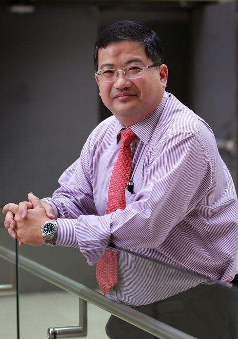 Pavilion REIT CEO Philip Ho