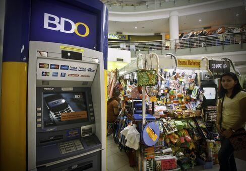 Banco de Oro Picks Infrastructure Stocks on Spending