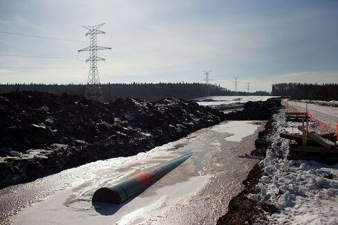 British Columbia Vote Risks Oil-Sands Exports