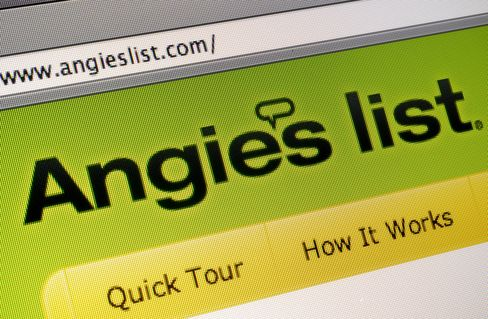 Angie's List Plunges to Record After Lockup Ends: Chicago Mover