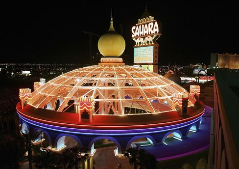 Sahara Hotel Casino on Las Vegas Strip, to Close May 16