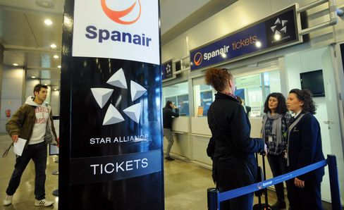 Spanair Collapse Puts Europes State-Owned Airlines on Alert