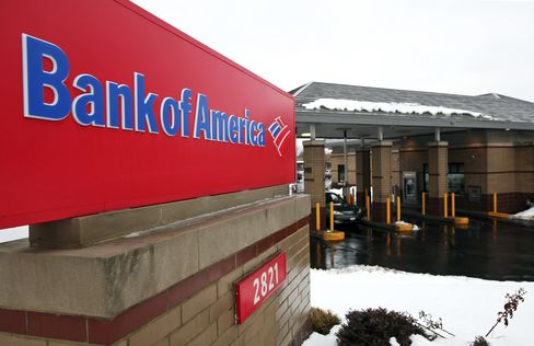 Bank of America Says $10 Billion Is Top of Forecast