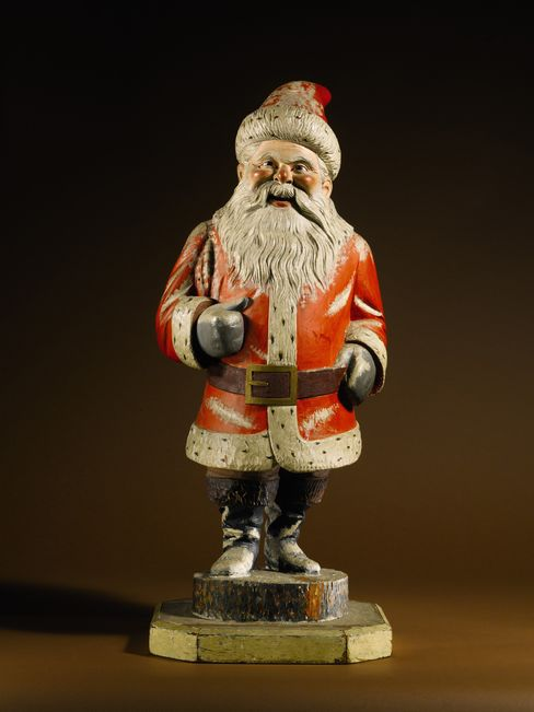 Santa Claus Figure by Samuel Robb