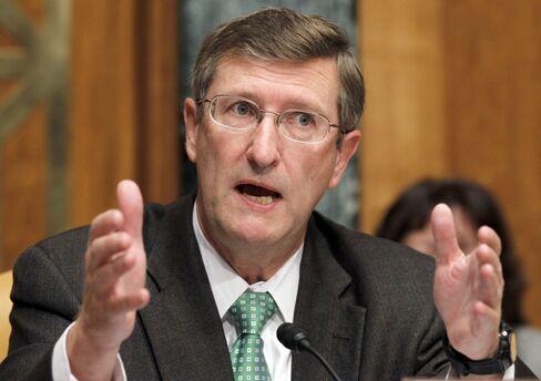 Senate Budget Committee Chairman Kent Conrad
