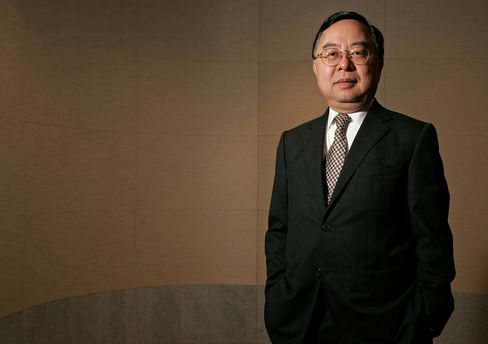Ronnie Chan, Chairman of Hang Lung Properties Ltd.