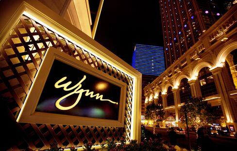 Wynn's Fourth-Quarter Profit Beats Analysts' Estimates