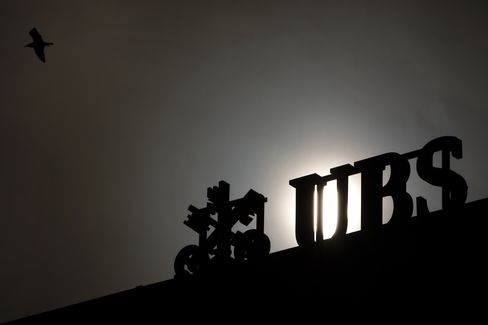 UBS Posts 54% Drop in Profit on Investment Bank, Debt Charge
