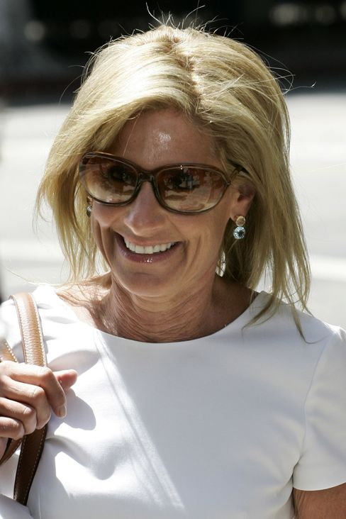 Jamie McCourt Ruled to Be Co-Owner of Dodgers
