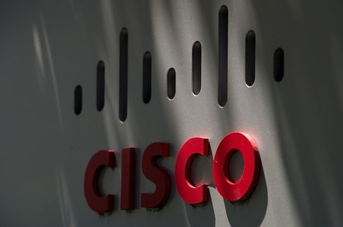 U.S. Stock-Index Futures Advance as Cisco Profit Beats Estimates
