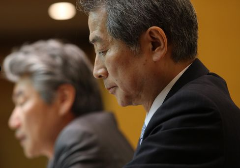 Watanabe Quits as Nomura Says There May Have Been More Leaks