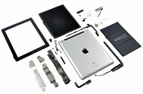 Apple iPad 3 4G Teardown