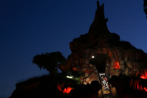 Disney Profit Rises on Cable, Parks to Beat Analysts' Estimates