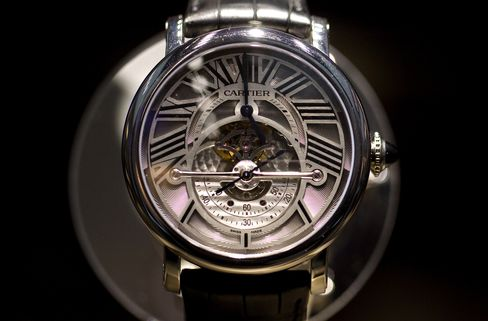 Cartier Turns to Discreet Watches to Assuage Luxury Guilt
