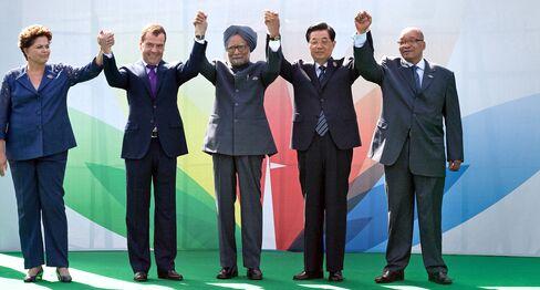 Goldman Sachs Board Meeting in Laggard India Closes BRIC Cycle