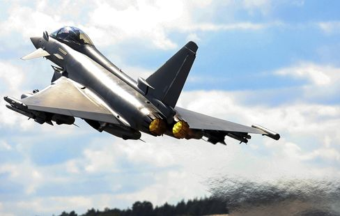 BAE Seen in Play for U.S. Buyers as EADS Deal Scrapped