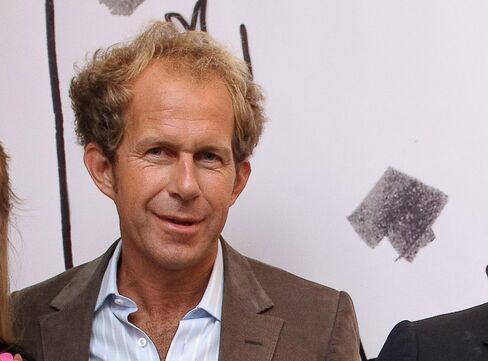 Former Yves St Laurent Group CEO Paul Deneve