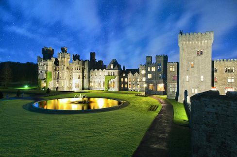 Ireland's Priciest Hotel Ashford Castle