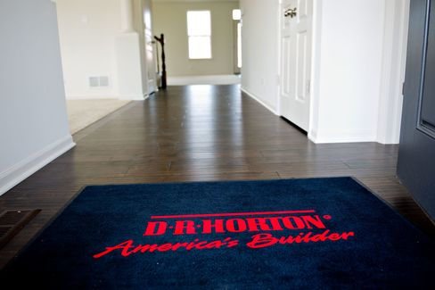D.R. Horton Profit Climbs on Higher House Prices Amid Recovery