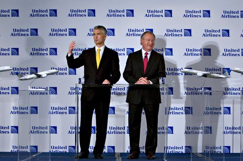 United Continental Merger Press Conference
