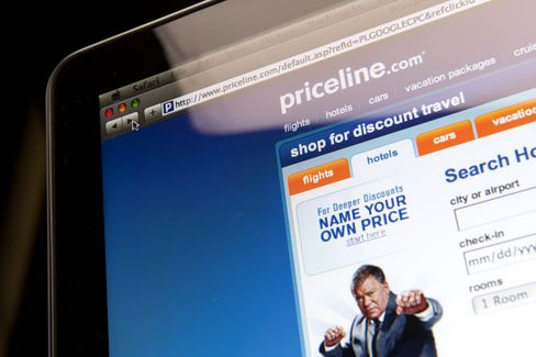 Robertson's Tiger Progeny Bet on Priceline Prior to 17% Plunge