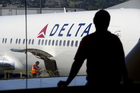 Delta Air Profit Trails Analysts' Estimates on Rising Fuel