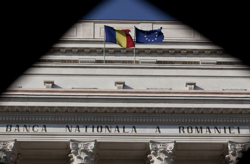 Romania Lowers Key Rate First Time in 16 Months on Inflation