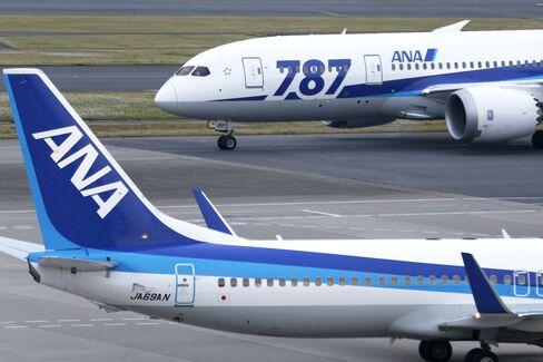 ANA Scraps 787 Dreamliner Flight After Engine Fails to Start