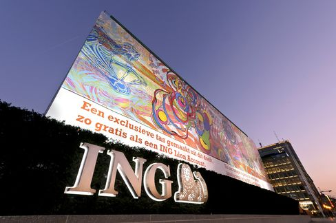 ING Bank Cut as Moody's Downgrades 5 Dutch Banking Groups