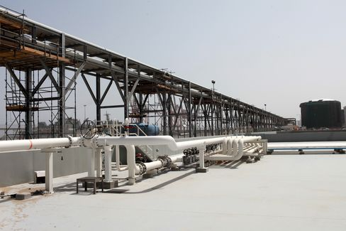 Abu Dhabi Leads Gulf Exporters With Oil Pipe to Avoid Iran