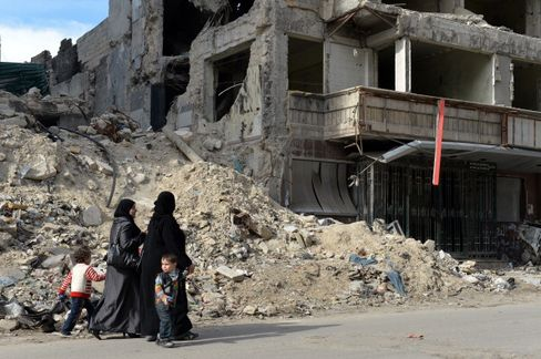 Chemical Weapons Proof Not Needed for Syrian No-Fly Zone