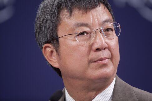 International Monetary Fund Deputy Managing Director Zhu Min