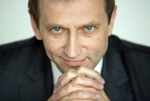 OAO Uralkali's Chief Executive Officer Dmitry Osipov